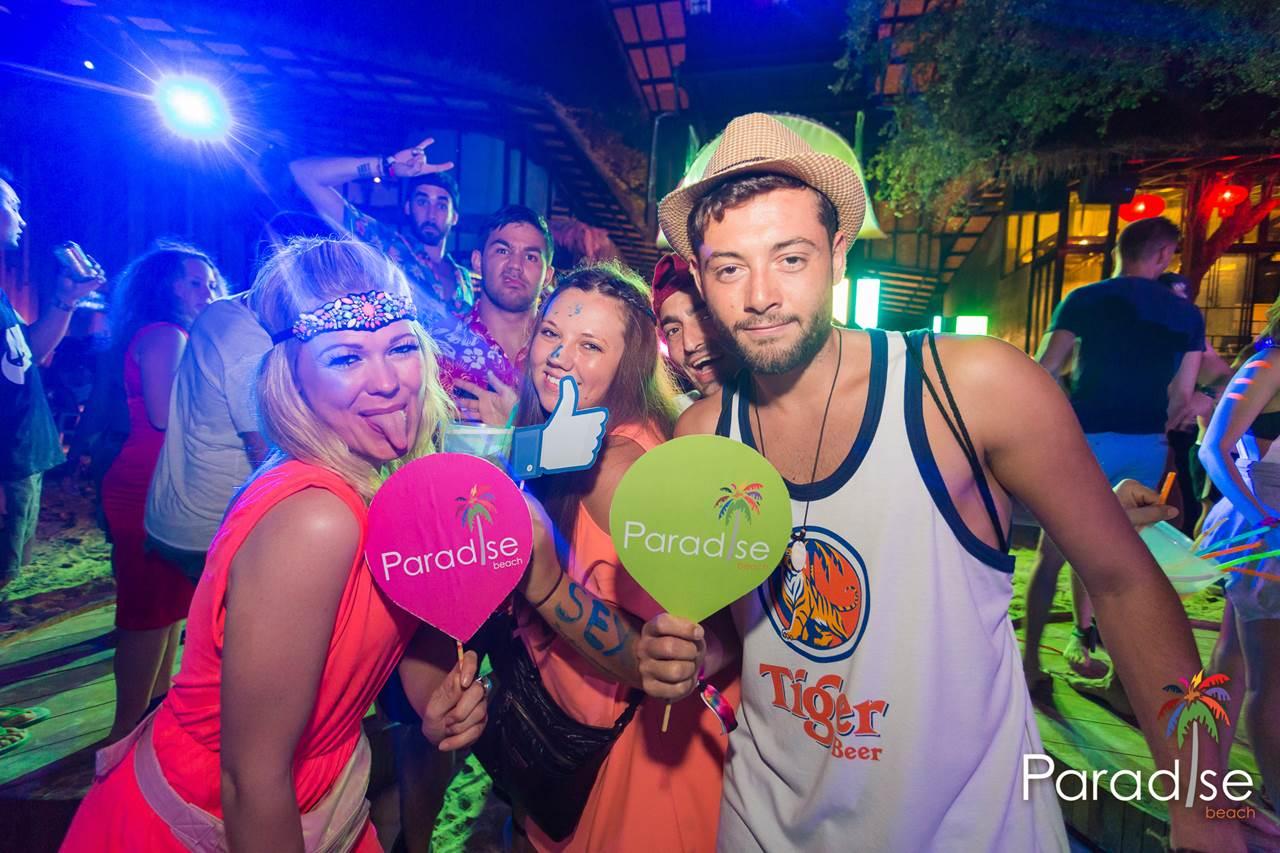 Full Moon Party Thailand – Paradise Beach Phuket