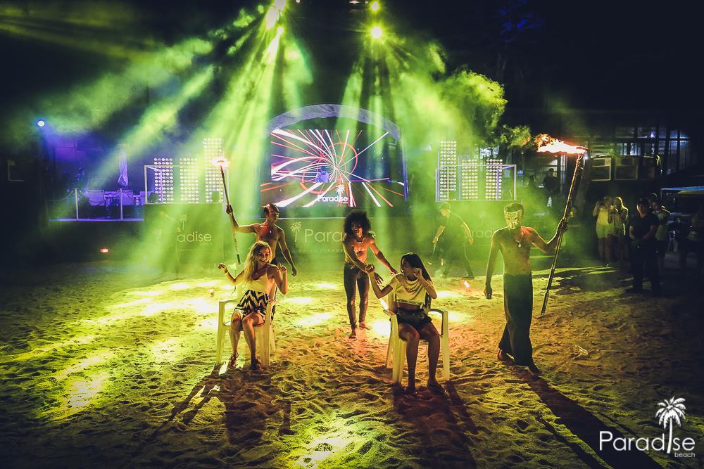 Full Moon Party Thailand Paradise Beach Phuket