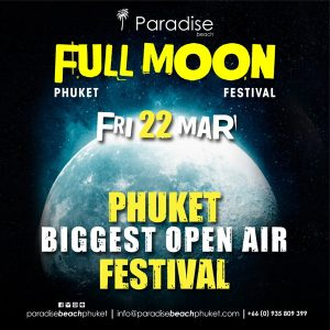 2019 03 22 Full Moon Party Thailand Phuket Square