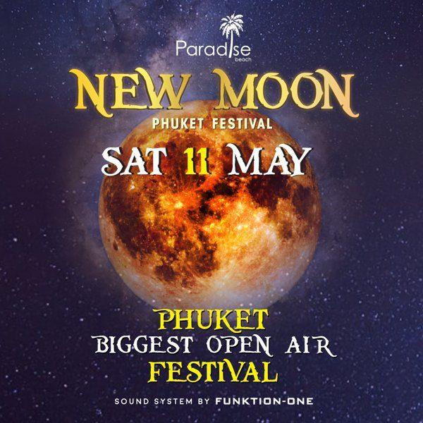 11 May 2019 New Moon Party Phuket