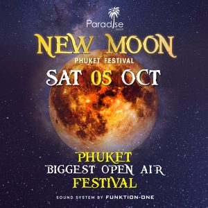 2019-10-05 New Moon Party Thailand Phuket
