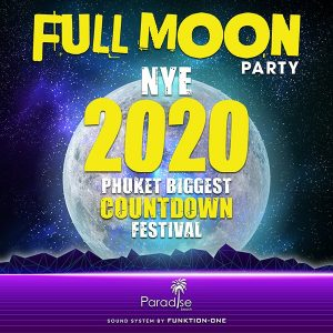 New Eve 2020 Full Moon Party